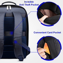 USB Charge Backpack Men Leather for Travelling Fashion Cool School  Bags for Boys Anti Theft  laptop backpacks