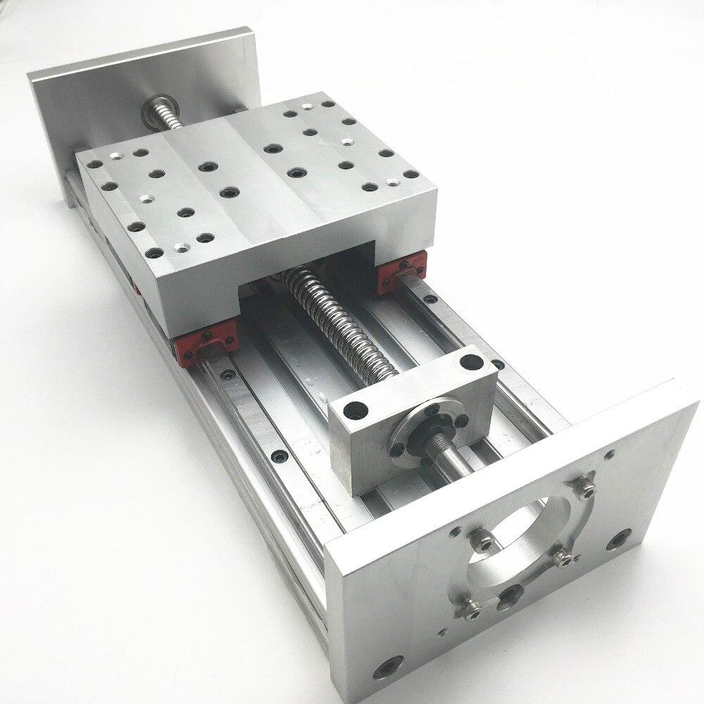 1 Set Asembled CNC ASSE Z ATTUATORE 200 millimetri di VIAGGIO Carico Pesante per DIY CNC Fresatura Foratura Supporto Nema23 e nema34 Motore