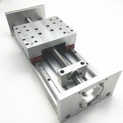 1 conjunto asemblled cnc z eixo atuador 200mm viagem carga pesada para cnc diy fresagem de perfuração suporte nema23 e nema34 motor