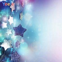 Фоны yeele для фотосъемки вечеринок с боке и блестками индивидуальные