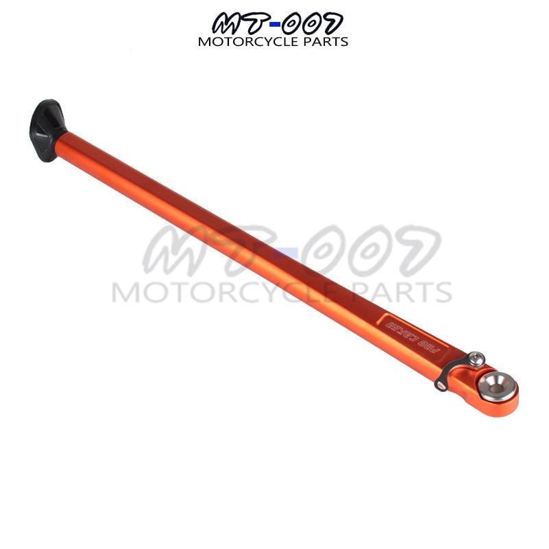 Forged Side Kickstand Kick Stand For KTM150 200 250 300 350 400 450 500 505 530 HUSQVARANA dirt bike pit bike spare parts hyvst spare parts prime spray valve for spx150 350 1501013