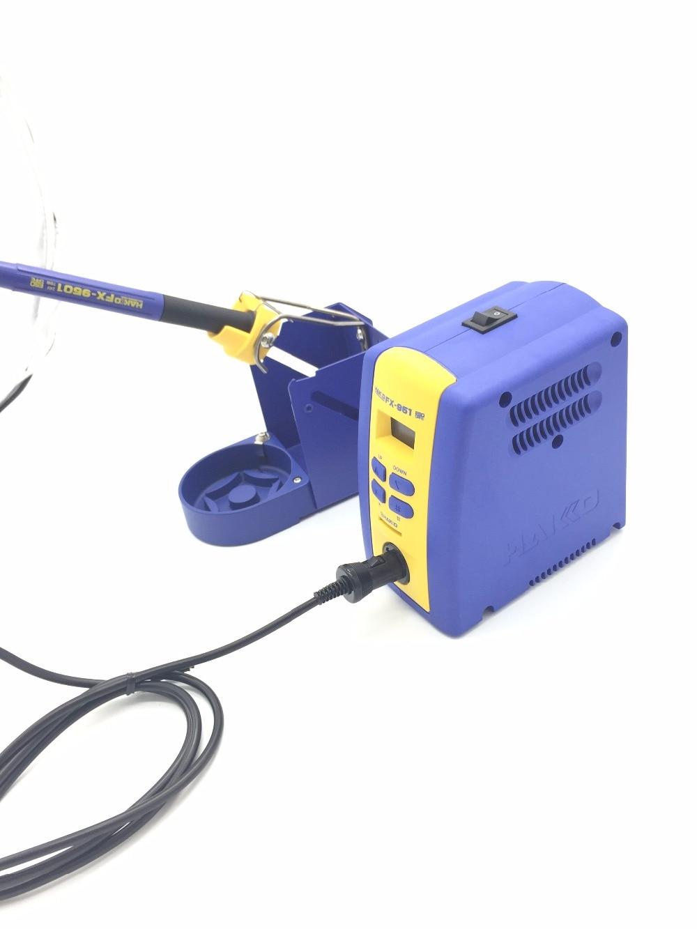 75W Genuine Hakko FX951 FX 951 soldering station with sleeping function FX9501 soldering Iron