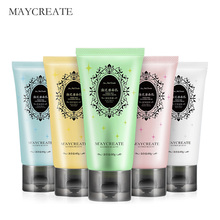 MayCreate Sea Mud Face Cleanser Moisturizing Facial Pore Washing Water Control Oil Skin Care Natural Aloe Cleaning