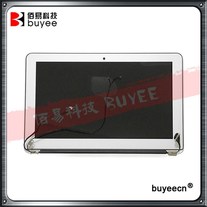 Genuine 95% New A1465 LCD Display Assembly 2013 2014 2015 Year For Macbook Air 11'' A1465 Full LCD Screen Assembly MD711 MJVM2 2015 95
