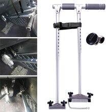 Высококачественный гандикап для вождения рук управление легкий прочный регулируемый для инвалидов для вождения гандикап помощь оборудование удобное