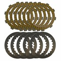 Brand new  Clutch Plates Set Friction Plates  and Steel plates Kit  for HONDA AX-1 AX 1     (Fits:AX-1)