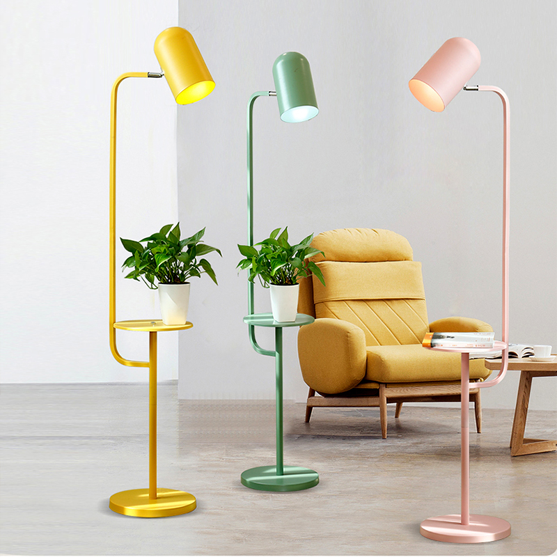 Nordic floor lamp bedroom living room minimalist modern lampNordic floor lamp bedroom living room minimalist modern lamp