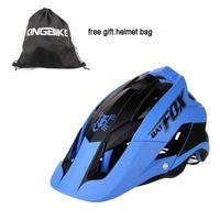 BATFOX bicycle helmet Women Men Adult mtb helmet Outdoor sport size56 63cm casco bicicleta mtb casco fox bike helmet for cycling