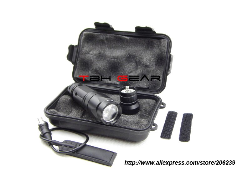 Night Evloution NE04021 Kriss Vector 180lm Tactical Light Weapon Flashlight Free shipping SKU12040019