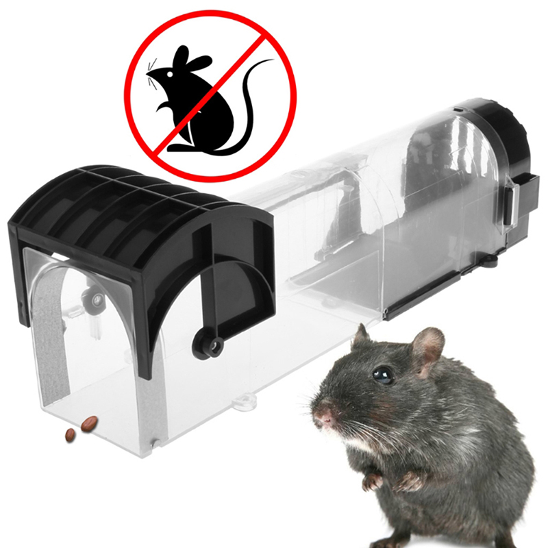 Mice Mousetrap Pest Reject Flooding Rodent Rat Cage Clamp Pest Repeller Ant Mouse Trap