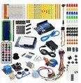 Конечной комплект Hc-sr04 Ультразвуковой Датчик/Step Motor/Серво/1602 LCD/ООН R3 starter Kit для ARDUINO с Розничной коробке