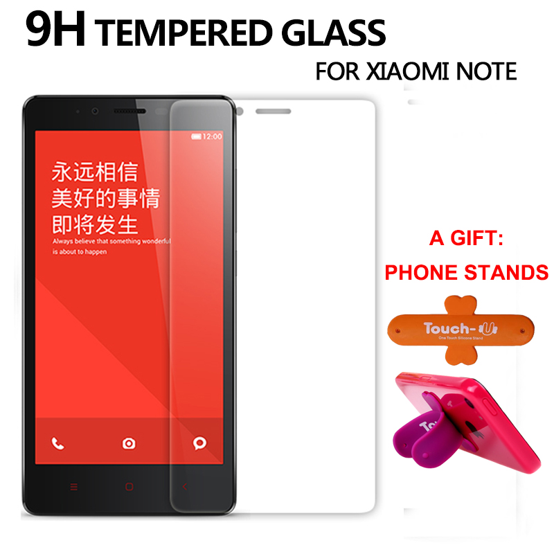 Screen Protector Tempered Glass Cover For Xiaomi Redmi Note 9H 2.5D 0.33mm Anti Shock Protective Film for Xiaomi Redmi Note