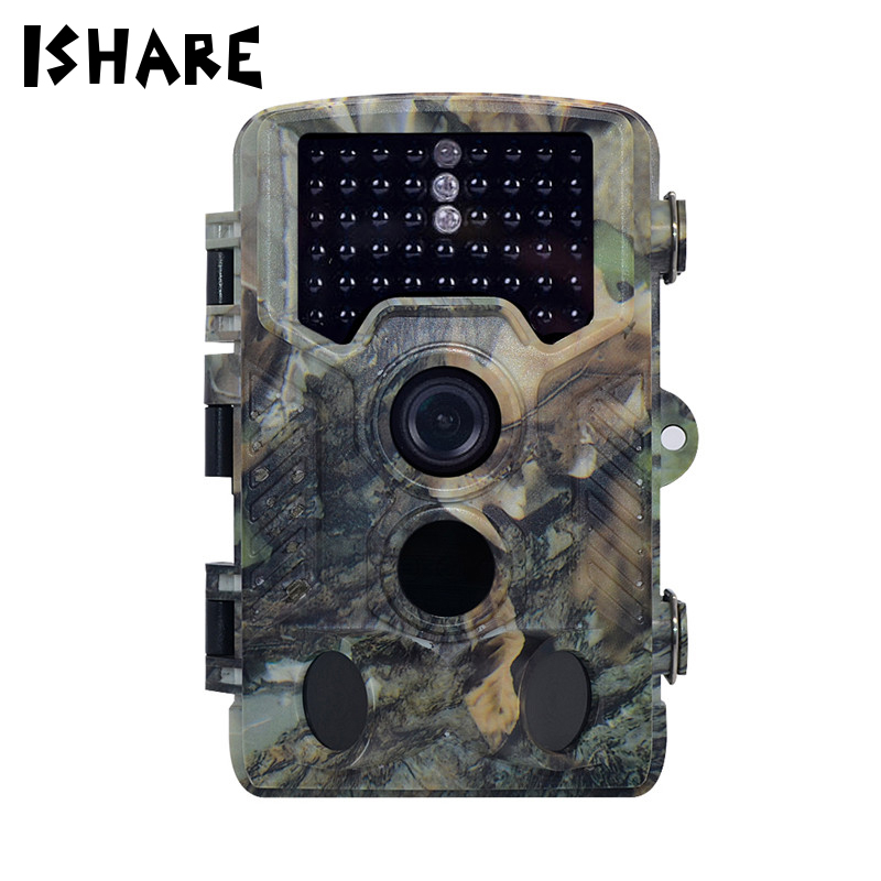 1080P HD Night Vision Wildgame Digital Trail Camera Waterproof Wide Angle Infrared PIR Sensor Deer Hunting Video Cameras H-881 2016 new qlm 940n 12mp 940nm night vision wildgame trial camera hunting cameras with 8gb sd card free shipping