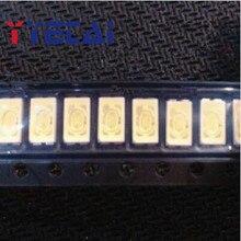 YongYeTai светодиодный ЖК-Телевизор подсветка бусины 2828 лампы 1 Вт 9 в холодный белый свет 90LM