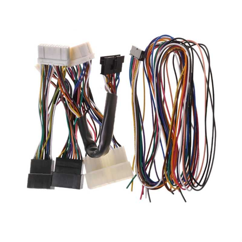 Car Stereo Wiring Harness Obd0 To Obd1 Conversion Harness Wiring Car on