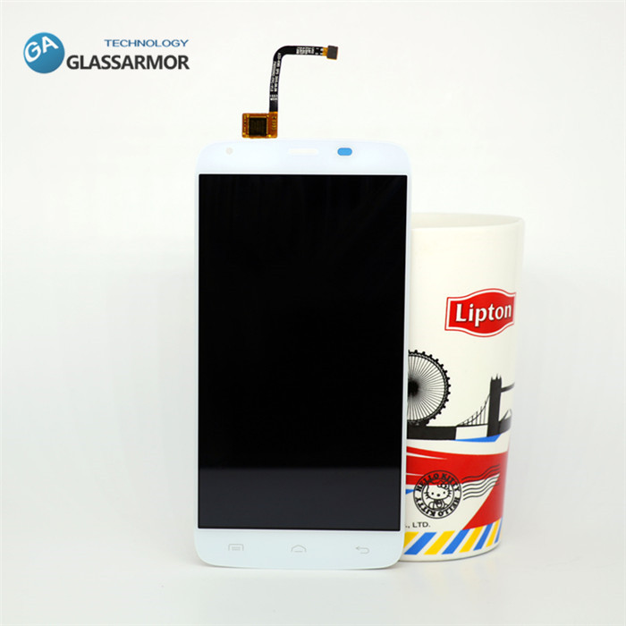 GLASSARMOR original New For DOOGEE T6 LCD Display + Touch Screen Digitizer Separate Parts Free shipping With Tracking No