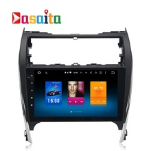 Car 2 din android GPS Navi for Toyota Camry V50 US / Mid-East Version auto-radio navigation multimedia 4Gb+32Gb PX5 8-Core