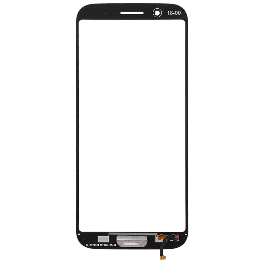 الجبهة الخارجي عدسات زجاجية للشاشة تعمل باللمس استبدال شاشة LCD جراب هاتف شاومي القرش الأسود