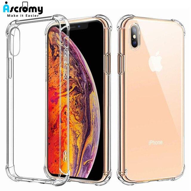 clear iphone xs bumper case