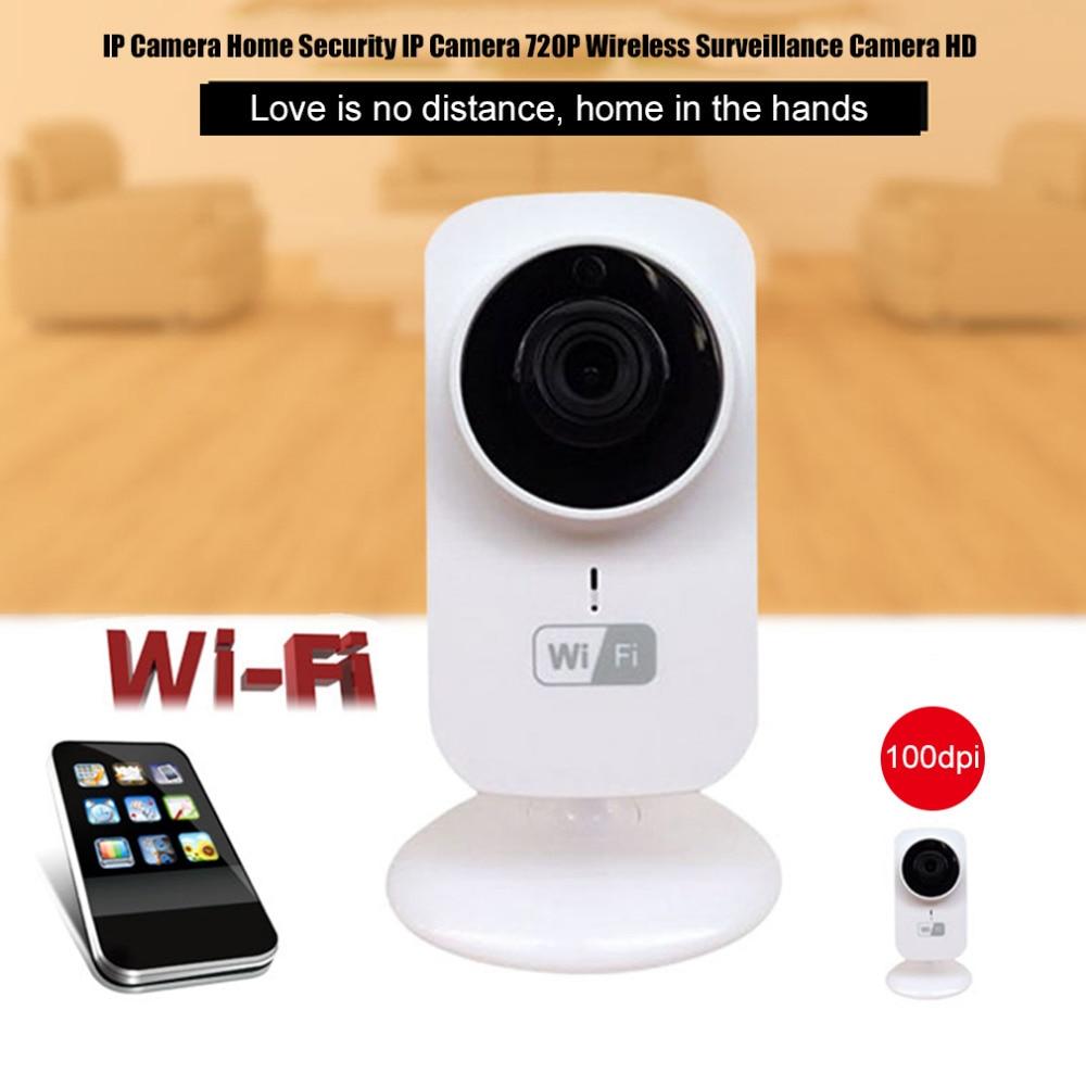 все цены на Home Security IP Camera Wireless Mini IP Camera Surveillance Camera Wifi HD 720P Night Vision CCTV Camera Baby Monitor US