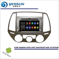 YESSUN For Hyundai I20 2008~2013 Car Multimedia Navigation System CD DVD GPS Player Navi Radio Stereo HD Wince / Android