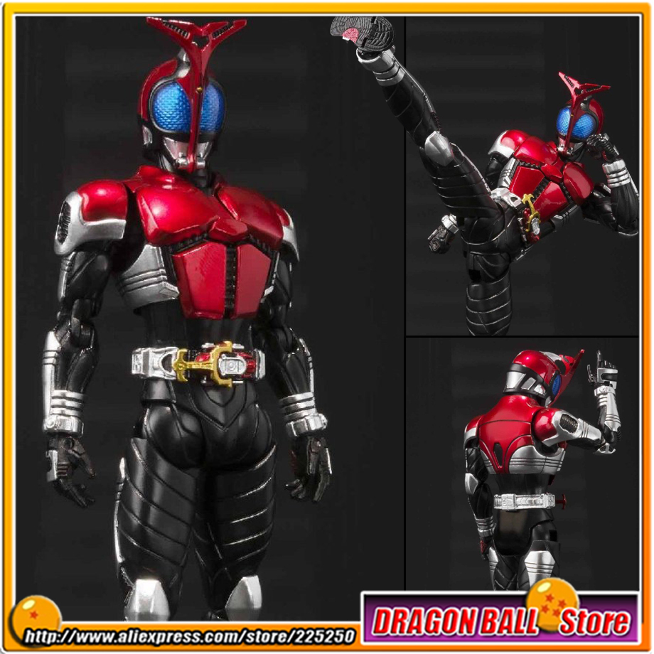 Japan Kamen Rider Original BANDAI Tamashii Nations SHF / S.H.Figuarts Toy Action Figure - Masked Rider Kabuto  japan kamen masked rider original bandai tamashii nations shf s h figuarts toy action figure shadow moon ver 1 0