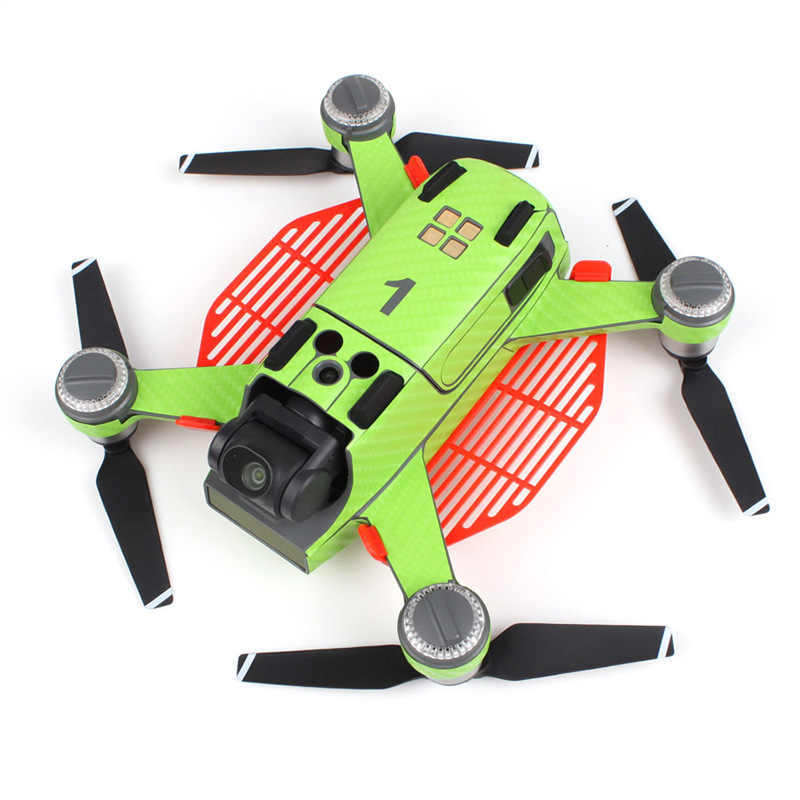 RC Drone Accessories Hand Landing Finger Guards Protector for DJI Spark 2Pcs