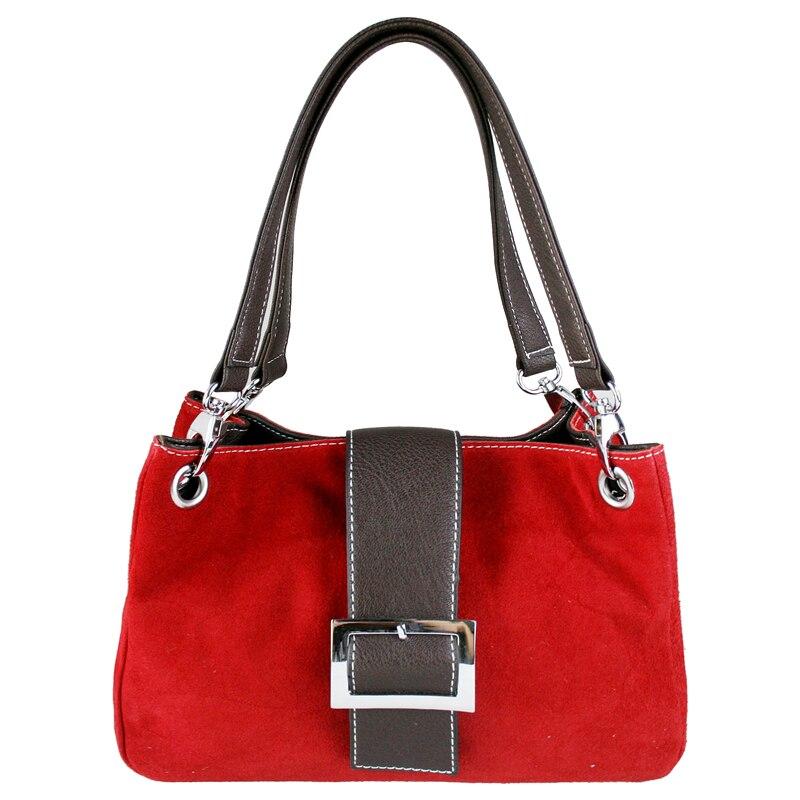 de compras bolsas de marca Couro Tipo : Pele / Pêlo de Ovelha