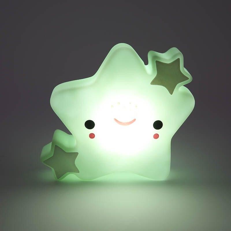 Luzes da Noite do quarto para o miúdo Geração de Energia : Mudar