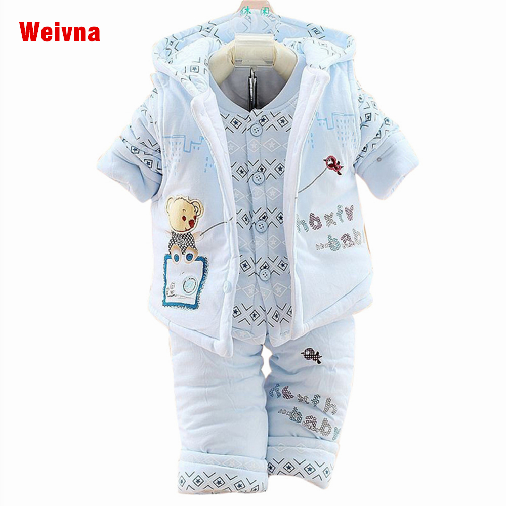 2017 New Arrival Winter Baby Girl Clothes All For Kids Boy Clothes And Accessories Newborn Baby