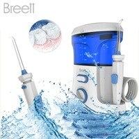 Dental Water Flosser Oral Irrigator 7pcs Jet Tips Waterpick Dental Floss Water Irrigation Jet Dental Tooth