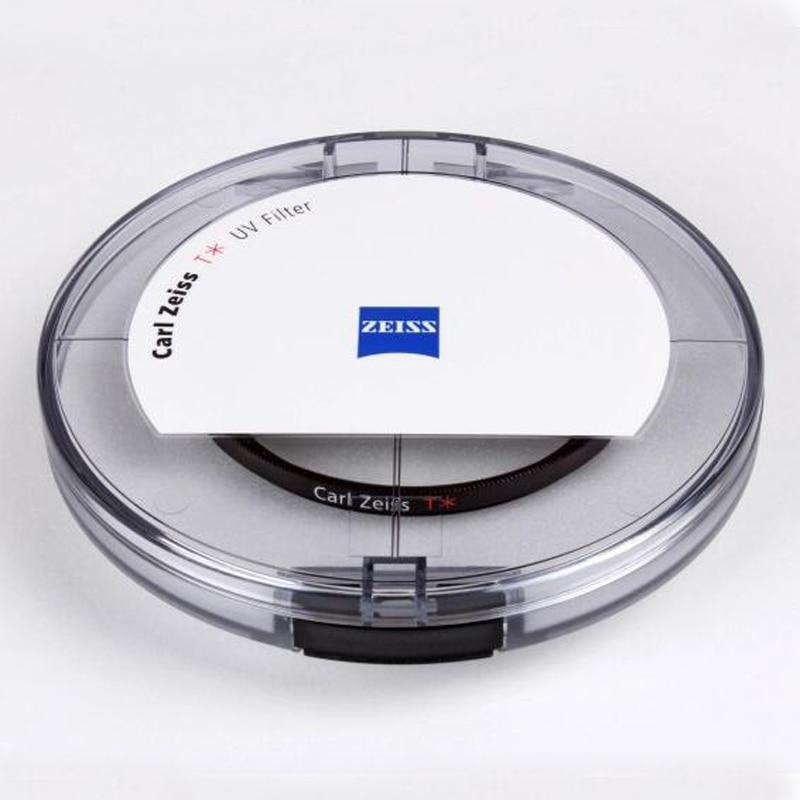 40.5 49 52 55 58 62 67 72 77 82mm Carl Zeiss T * Filtro UV Professionale Multi-rivestimento Ultra Sottile HD MC UV Per La Macchina Fotografica lente