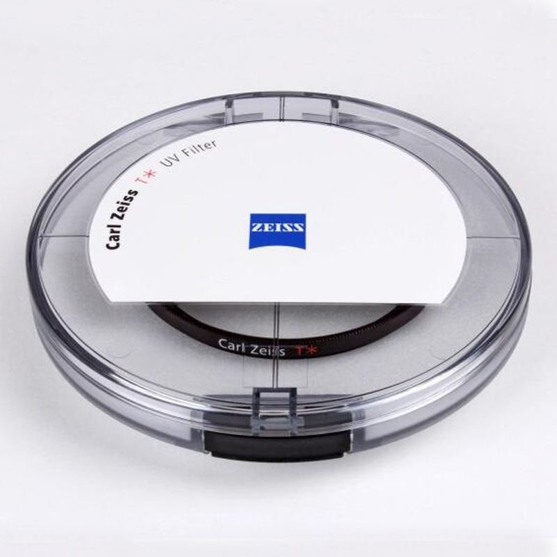 40.5 49 52 <font><b>55</b></font> 58 62 67 72 77 82mm Carl Zeiss <font><b>T</b></font>* UV Filter Professional Multi-coating Ultra Thin HD MC UV For Camera Lens image