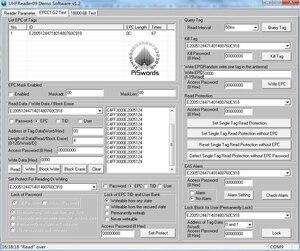 Image 3 - ISO18000 860Mhz ~ 960Mhz Uhf Rfid Iso 18000 6C 6B Reader Writer Voor 18000 6B 18000 6C Copier Cloner Epc GEN2 Met Sdk Ontwikkeling