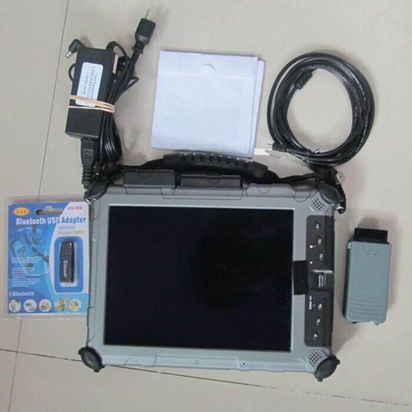 vas5054a with ix104 tablet