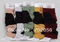 Soft high quality leg warmers LEG Boot CORVER Sexy Socks 20 pairs/lot #2452