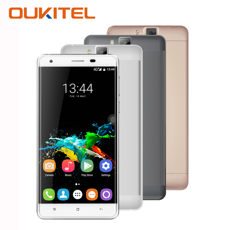 Original OUKITEL K6000 Pro Mobile Phones Octa Core 1 3GHz Android 6 0 Smatphone 32G ROM