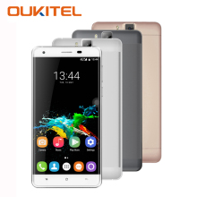 Original oukitel k6000 pro handys octa core 1,3 ghz android 6.0 smatphone 32g rom 3g ram 5,5 zoll fingerprint celllphone