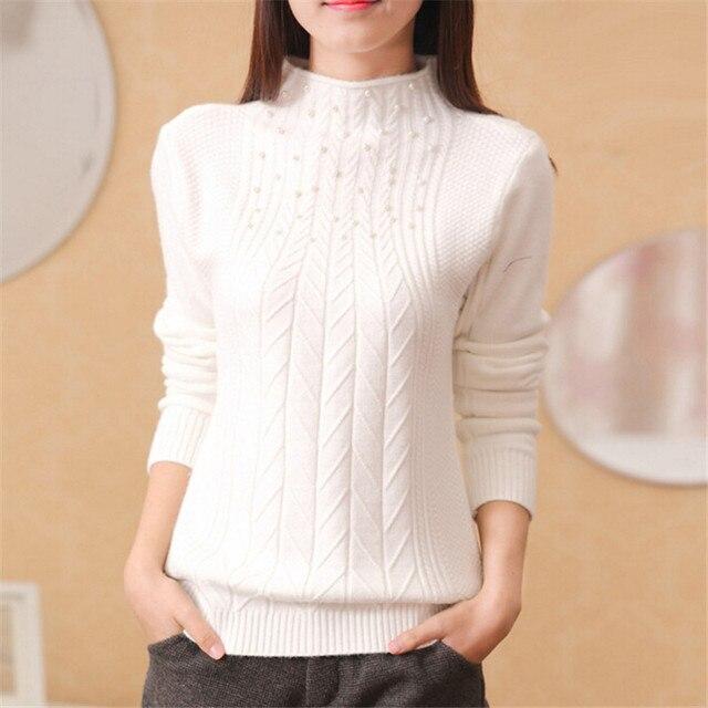 Fashion Autumn Winter 11 15 Teen Girls Pullover Sweater Outerwear