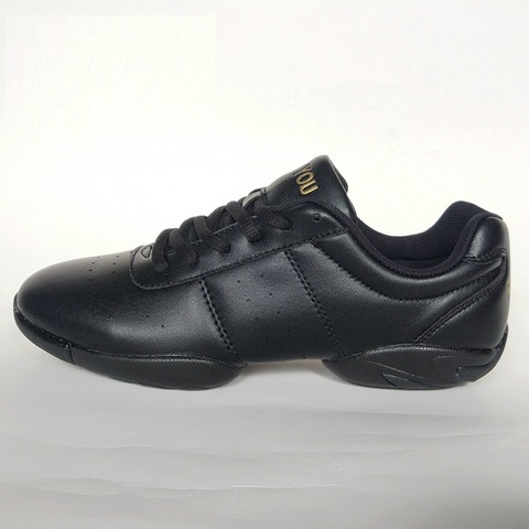 Aerobics Shoes Children Adult Fitness Gymnastics Sports Dance Shoes Jazz Sneakers Cheerleading Shoes Woman Square Dance Shoes Lahore