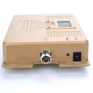 Image 4 - Répéteur ATNJ double bande 2G 3G 4G amplificateur de téléphone portable 1800/2100mhz booster de signal avec écran LCD comprend 3 antennes intérieures