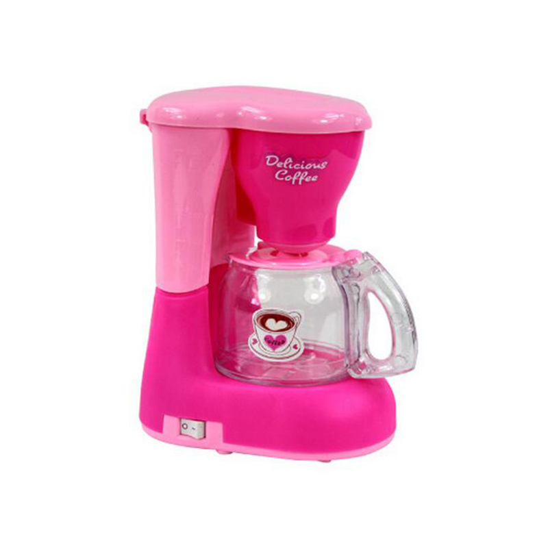 Girls Kitchen Toys Coffee Machine Kids Cheap Home Appliance Toys Educational Emulational Pretend Play Toys For Girls