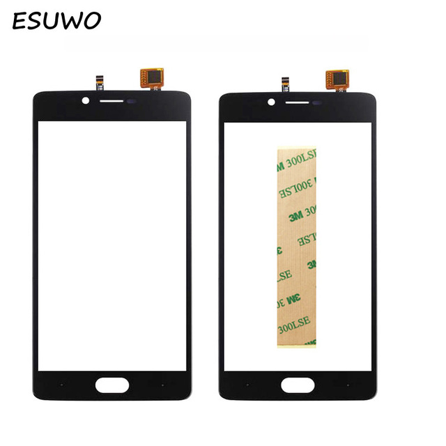 ESUWO Touch Screen Digitizer For DOOGEE SHOOT 1 Touch Panel Front Outer Glass Replacement