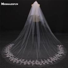Sequins Wedding Veils Mariage