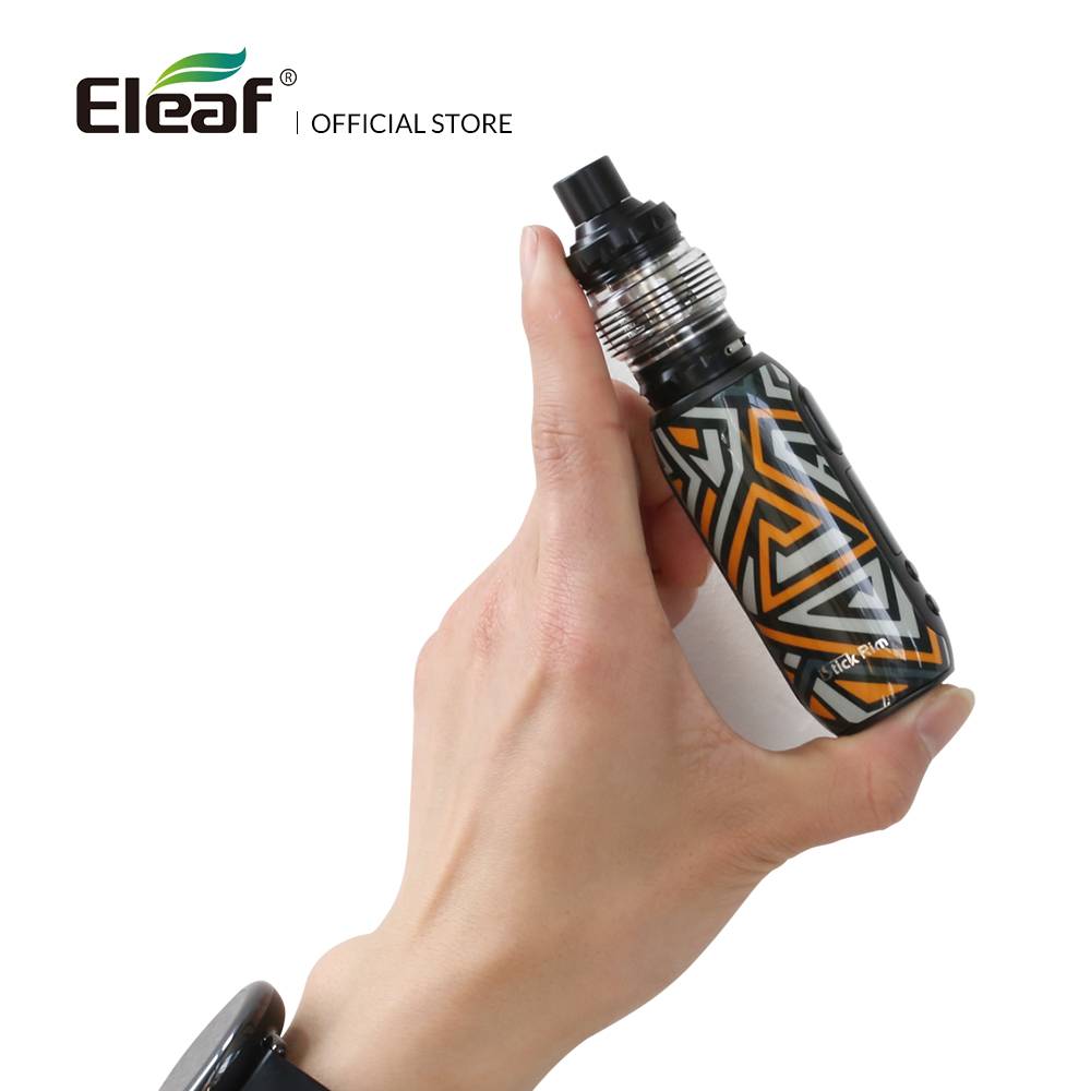 [FR] Original Eleaf Istick Rim With MELO 5 Kit 80W Max 3000mah Built In Battery And EC M 0.15ohm Head Electronic Cigarette