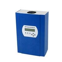 50A 150VDC Solar Controller 48v Battery Charger Mppt Model LCD RS232 LAN Communication Type For OFF