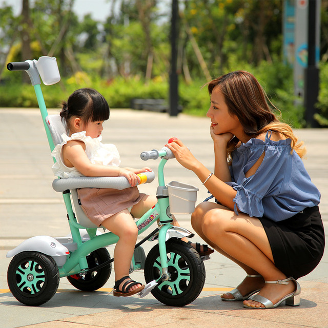 Best Offers Child Tricycle Bicycle 1 2 3 6 Year Old Baby