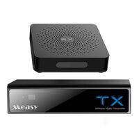 HDMI Беспроводной передатчик и приемник Measy Новое поступление 1080 P 3D 60 ГГц с аудио эксрактор r расширить 30 м