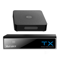 HDMI Wireless Transmitter and Receiver Measy New Arrival 1080P 3D 60GHZ with Audio Extractor r Extend 30M