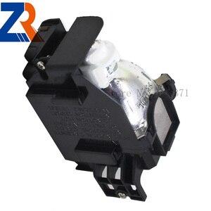 Image 2 - ZR חם מכירות מקרן LV LP26 החלפת מנורת מקרן/הנורה עם דיור עבור LV 7250 LV 7260 LV 7265 shiping חינם וחדש 2018 הגעה